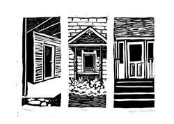 Print of Homes