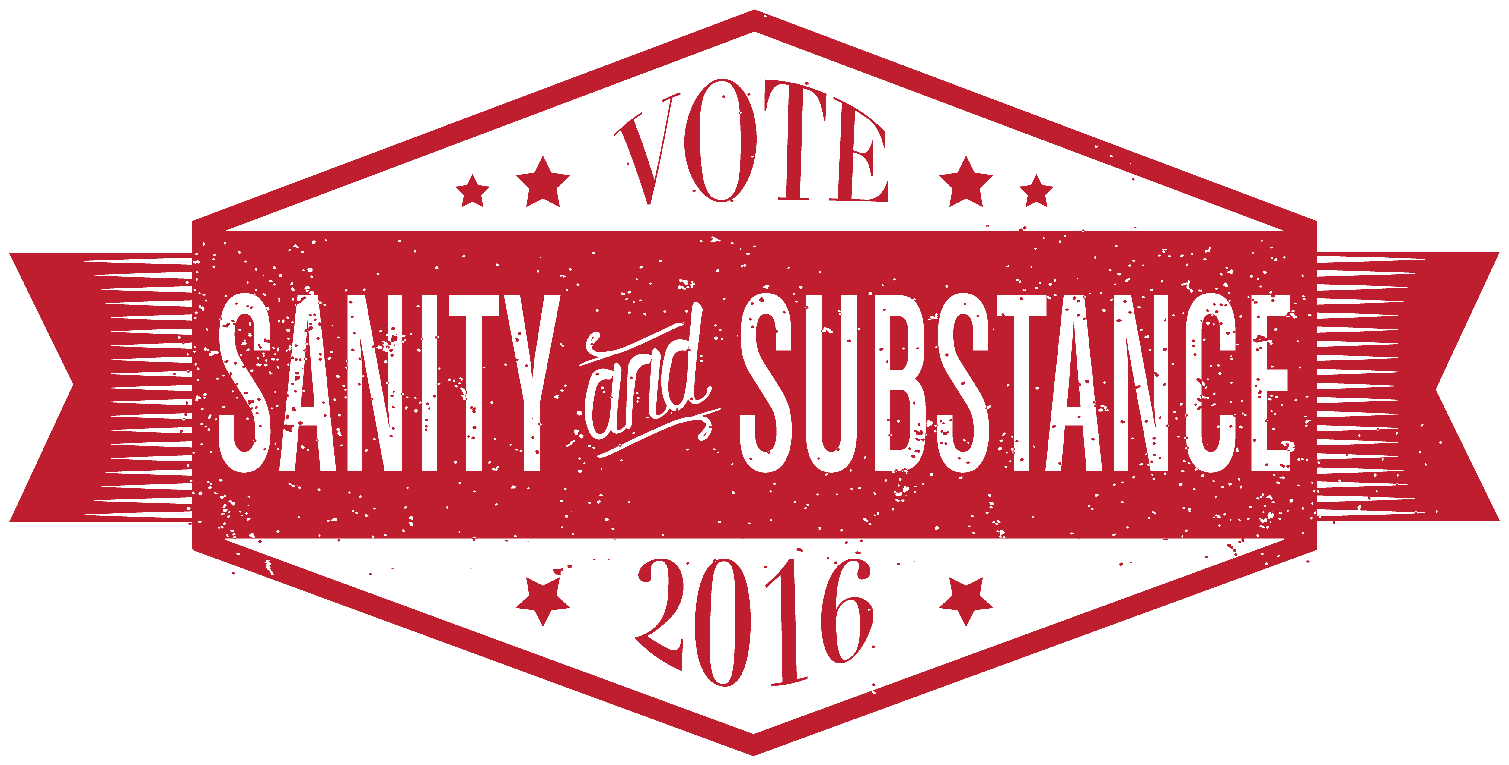 Sanity & Substance 2016 second logo