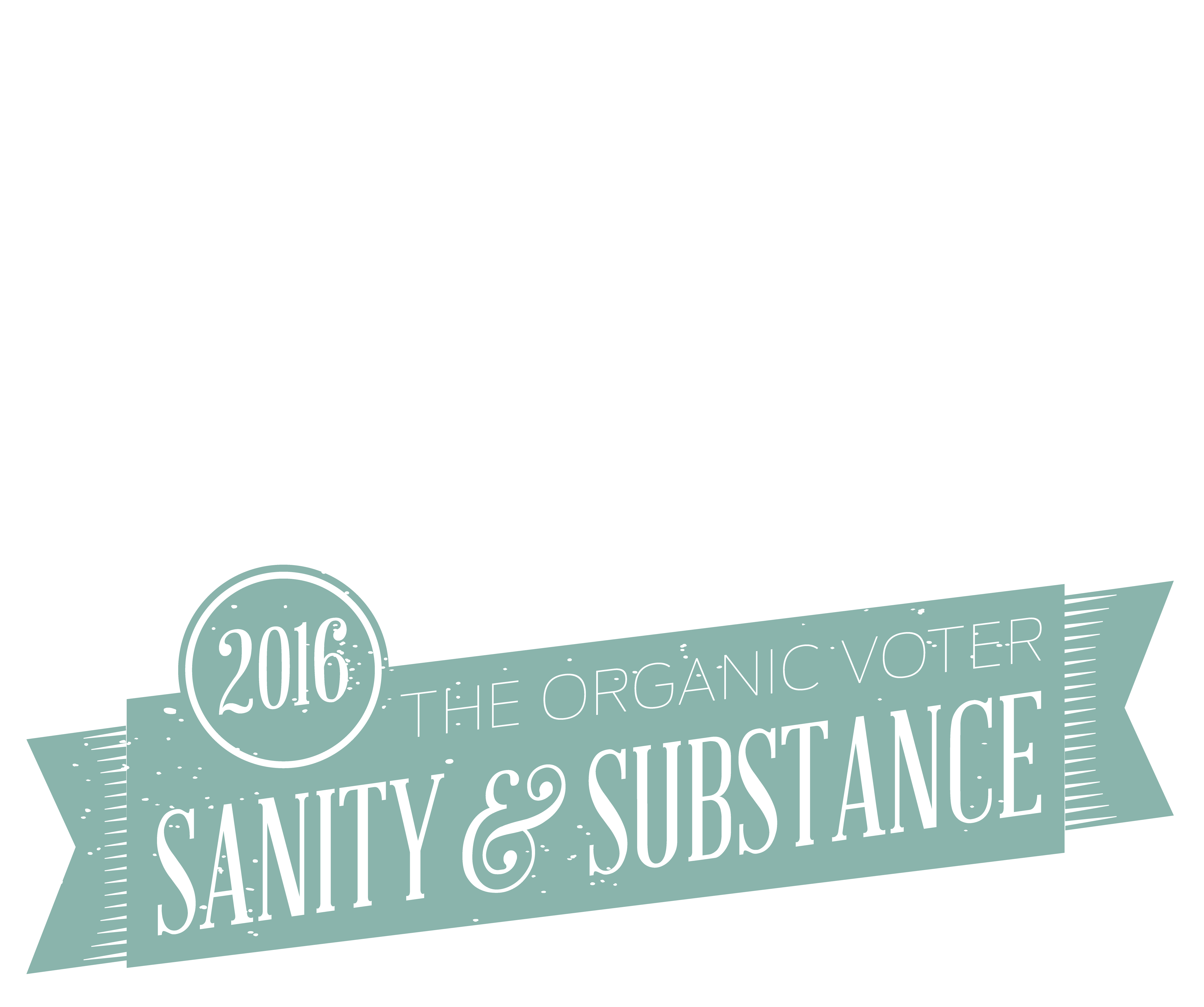 Sanity & Substance 2016 logo