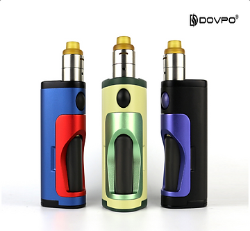 DOVPO ARMOUR SQUONKER KIT