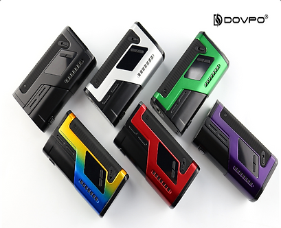 DOVPO VEE - 1.0v-8.0v Variable Voltage Box