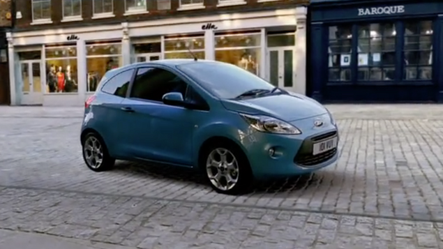 Ford Ka | Find the Hidden Cars | Noah Harris