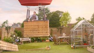 Thatchers | Hot Air Balloon | Declan Lowney