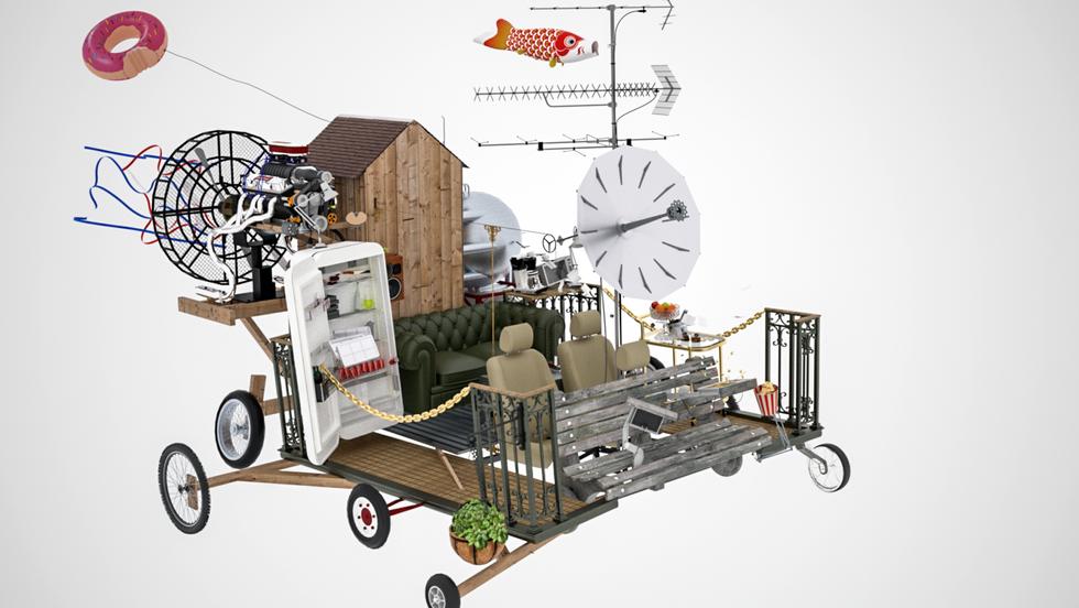 Virgin Trains | Working Concept Art