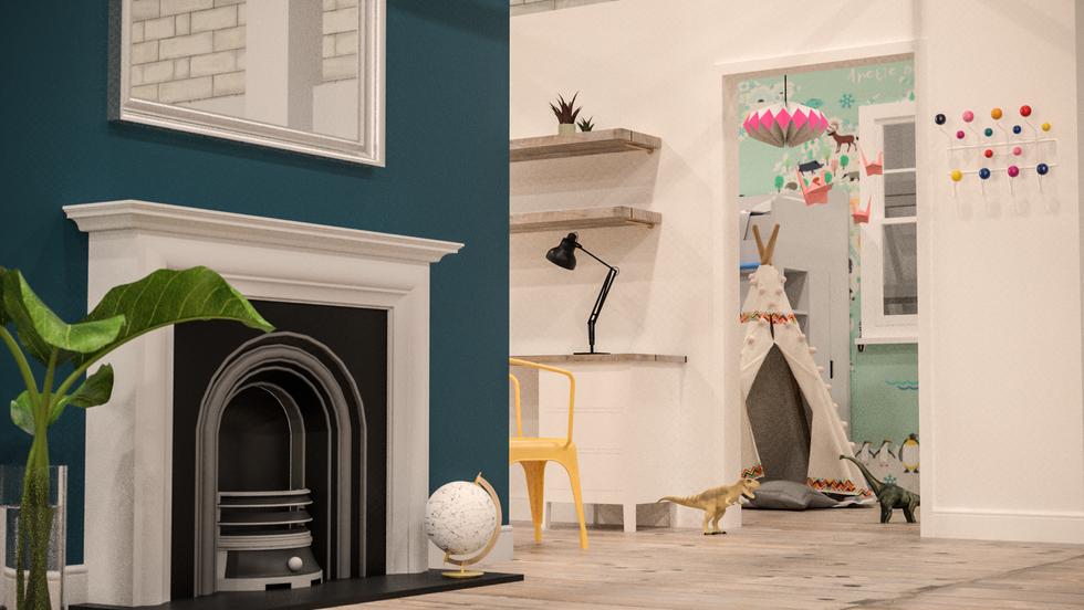 Clayton Homes | Concept Art