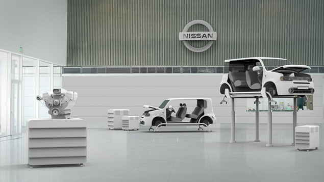 Nissan | Launch | Chris & Patrick