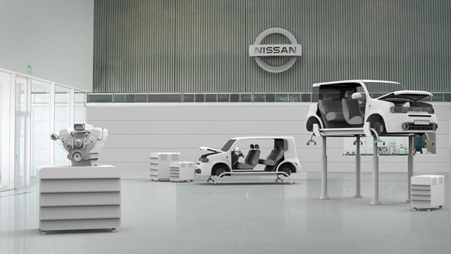 Nissan | Launch | Chris & Patrick