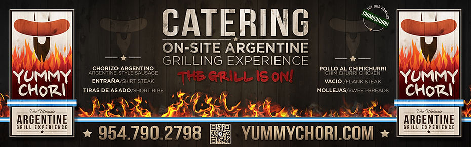 South Florida Grill Catering- Parrillada Argentina., Catering Grill Miami