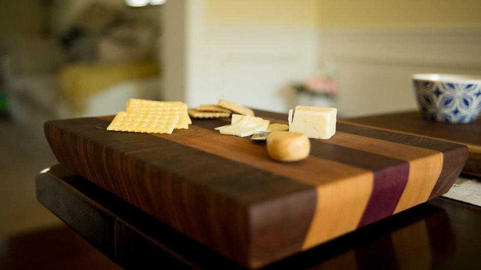 Classy End-Grain Cutting Board