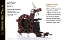 Iron Works Telephone Dial Nano