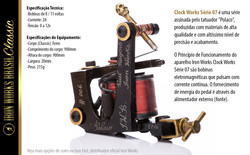 Clock Works Série 07