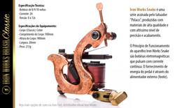 Iron Works Snake