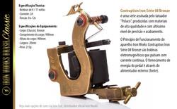 Contraption Iron Série 08 Bronze
