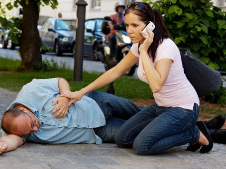 Why time matters in first aid