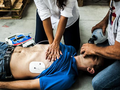 Is it OK to use a defibrillator on someone with a pacemaker?