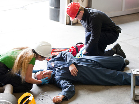 Is your business First Aid Code compliant?