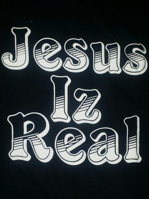 Black - Jesus iz Real