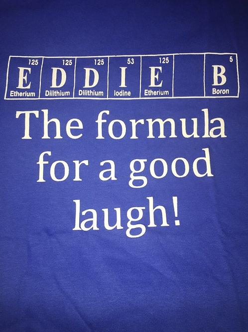 Royal Blue - The Formula for a good laugh!