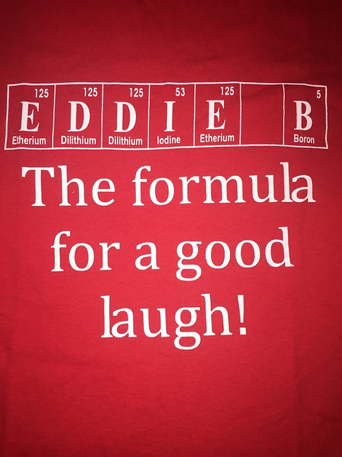 Red - The Formula for a good laugh!