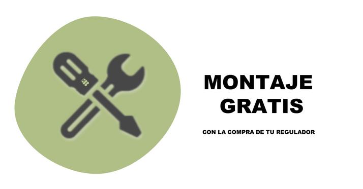 MONTAJE GRATIS
