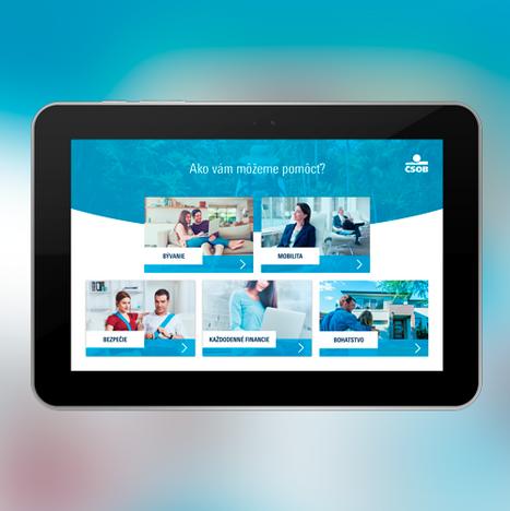 Customer App - CSOB Bank