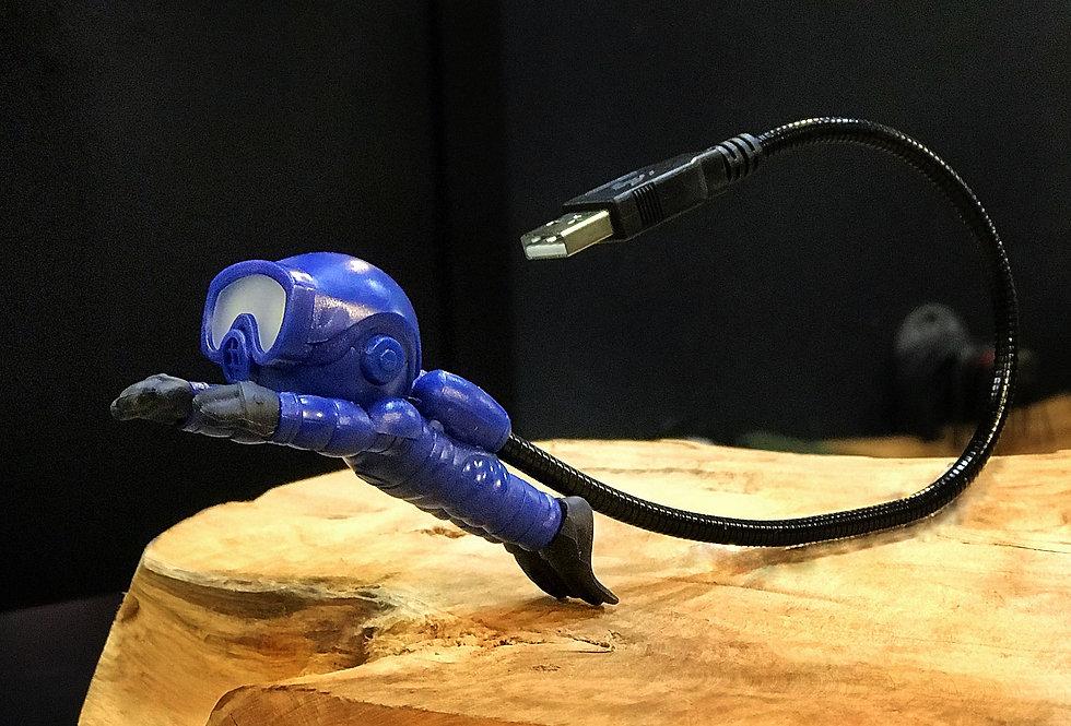 LAMPARA LED USB BUZO