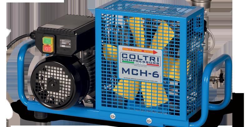 COLTRI: COMPRESOR PORTABLE EM-MCH6