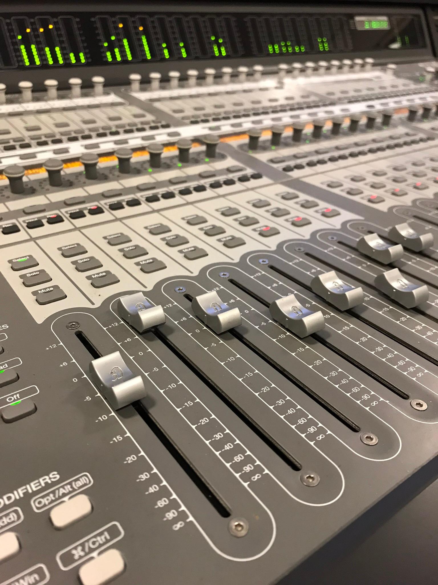 Recording @ RnR STudios, Cambuslang
