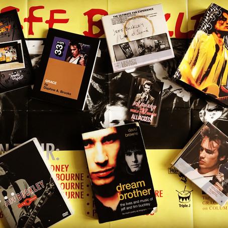 Jeff Buckley: Analysing Creativity