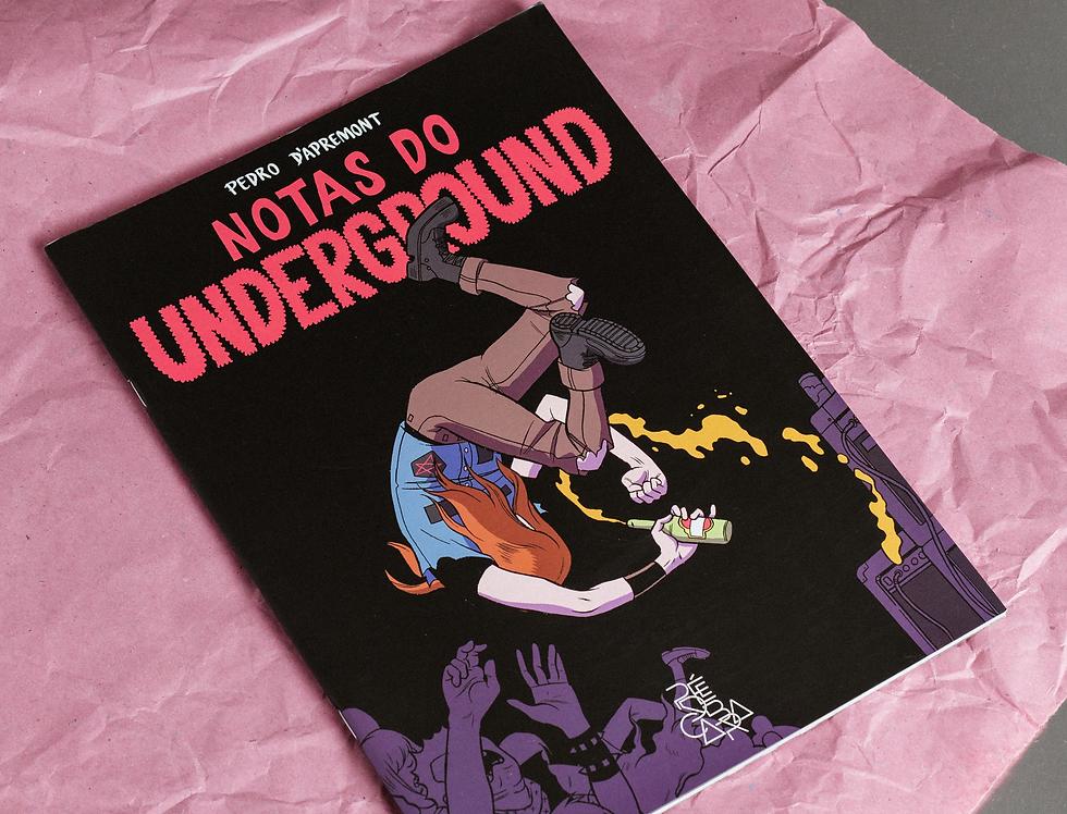 notas sobre o underground
