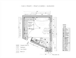 Projet Le Marois Plan Projeté