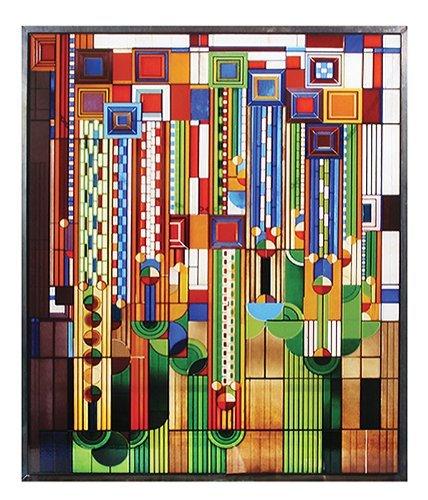 Frank Lloyd Wright - (1867-1959).