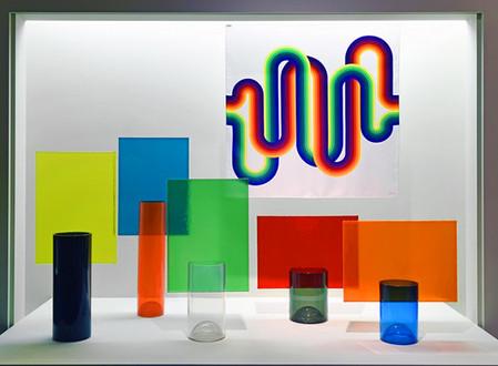 Une expérience sensorielle de la couleur !