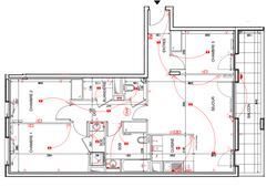 Plan initial Clichy
