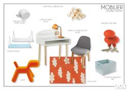 Ravel, Selection de mobilier