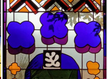 VITRAUX- Du spirituel dans l'art et pourquoi pas dans la décoration?