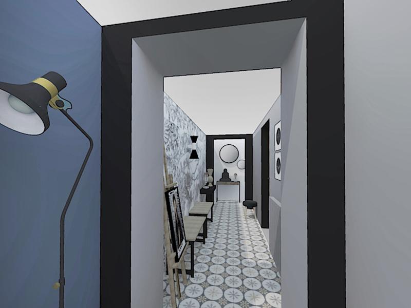 Projet JOANES Couloir