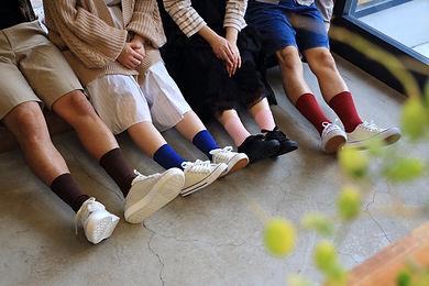 靴下イメージ写真サンプル1