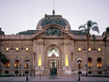 """Lugares para visitar: """"Museo Nacional Bellas Artes"""""""