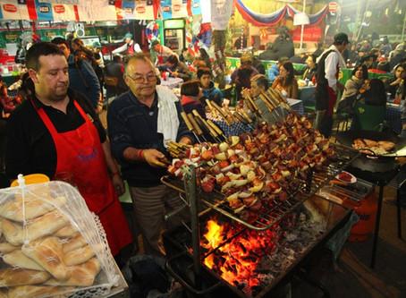 Cuánto comes en Fiestas Patrias?.