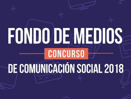 Radio Oriente se adjudica Fondo de Medios de Comunicación Social.