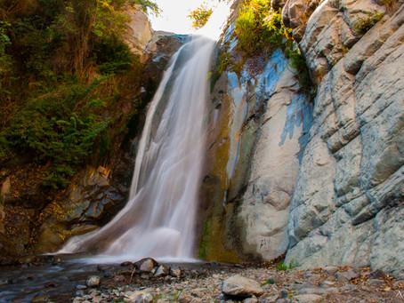 """Lugares para visitar: """"Quebrada de Macul"""""""