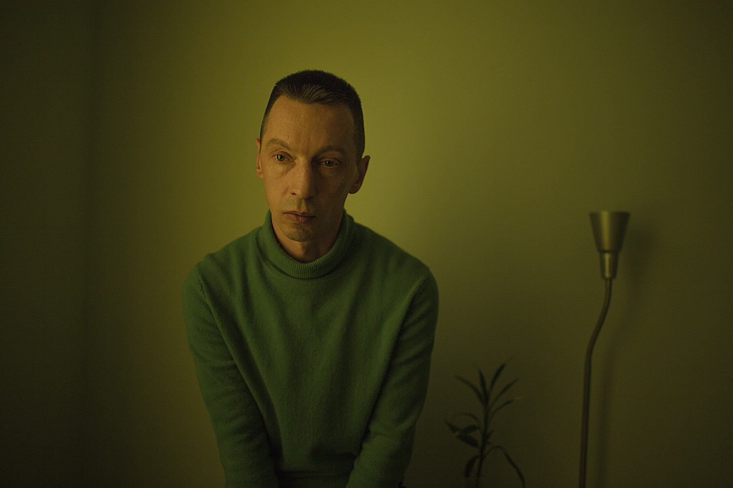 """Pavel, 44 years old, poses for a portrait at his apartment in St. Petersburg, Russia.   Pavel says: """"My mother's reaction was """"it is a teenage thing, you'll grow out of it, you simply haven't met the right girl yet."""" The most ridiculous thing is I was already 26."""""""