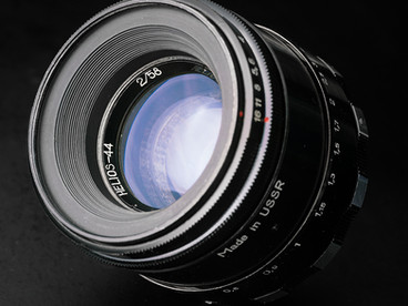 Helios-44 M39 to M42 - DIY adaptation and infinity adjustment