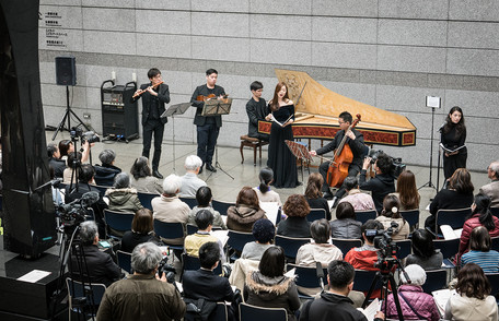 Performance at Takamatsu Art Museum