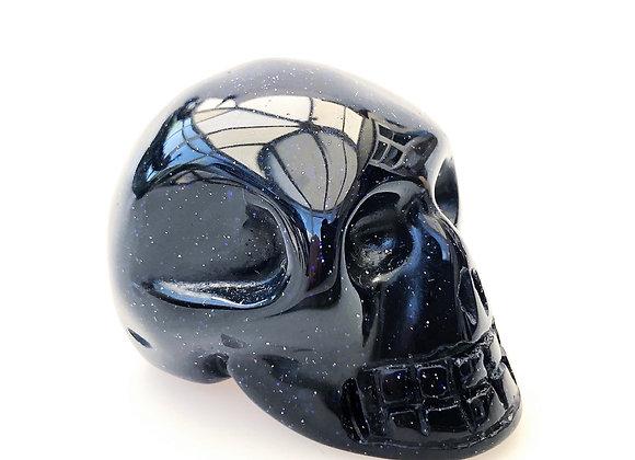 Blue Starstone Skull