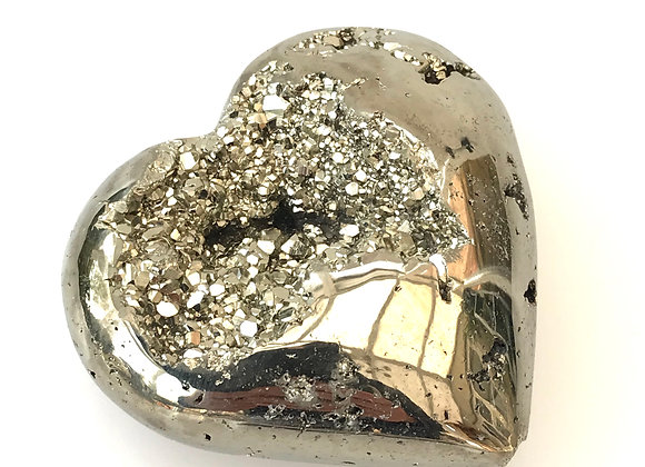 Best Pyrite Heart