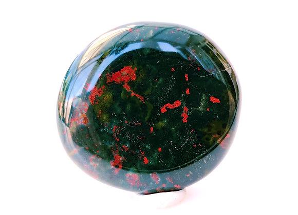 Bloodstone Palm Stone