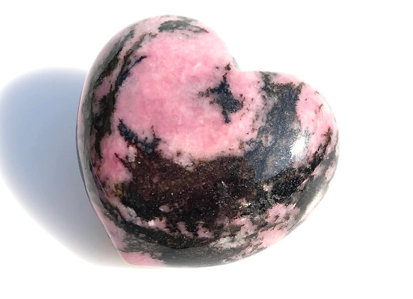 Rhodonite 'Heart'