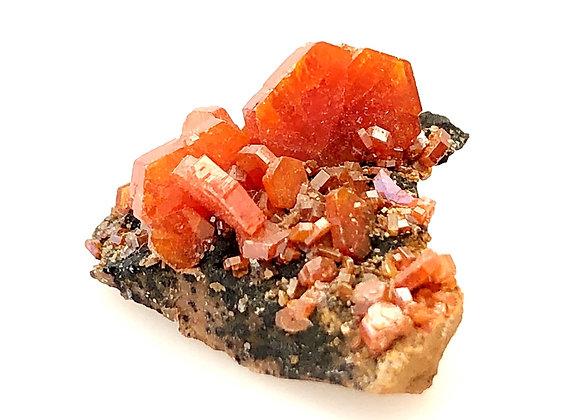 Vanadinite Crystals